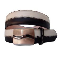 Cinturón Dilop 2 colores 40 mm